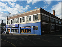 SE3033 : Floors 4 You, Bell Street, Leeds by Stephen Craven