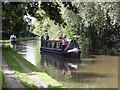 SK2323 : The Trent & Mersey Canal at Shobnall by Graham Hogg
