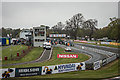 SJ5964 : From Old Hall Corner, Oulton Park by Brian Deegan