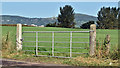 J2966 : Field gate, Ballyskeagh, Dunmurry (September 2016) by Albert Bridge