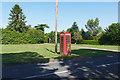SU9451 : Phone box, Frog Grove Lane by Alan Hunt