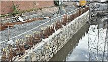 J3674 : Connswater works, Belfast - September 2016(4) by Albert Bridge