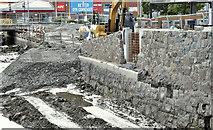 J3674 : Connswater works, Belfast - September 2016(5) by Albert Bridge