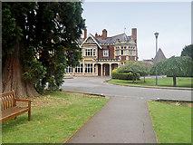 SP8633 : The Mansion, Bletchley Park by David Dixon