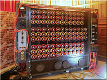 SP8633 : Replica Bombe at Bletchley Park by David Dixon