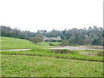 SW9741 : Caerhays Castle by Nigel Mykura