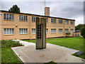 SP8633 : We Also Served - Bletchley Park Memorial by David Dixon