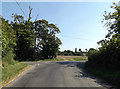 TM1485 : New Road, Gissing by Adrian Cable