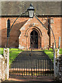 NY4463 : All Saints Church, Scaleby - September 2016 (4) by The Carlisle Kid
