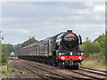 NY5863 : 60103 approaching Low Row - September 2016 (2) by The Carlisle Kid
