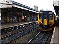 SK5879 : Worksop Station by Stephen McKay