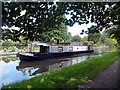 SK2324 : The Trent & Mersey Canal at Shobnall Fields by Graham Hogg