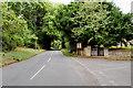 SP9263 : Farndish, Irchester Road by David Dixon