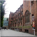 SJ8398 : John Rylands Library, Manchester by Jaggery