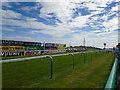 TQ3304 : Brighton Racecourse by Paul Gillett