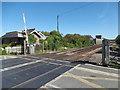 TQ5107 : Selmeston Crossing on The Street by Marathon