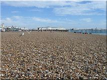 TQ3103 : Brighton beach by Alex McGregor