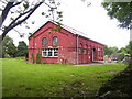 SN0402 : Old Water Treatment Building, Milton by welshbabe
