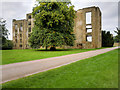 SK4663 : Hardwick Old Hall by David Dixon