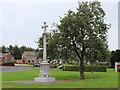 NY3168 : War memorial at Gretna Green by Richard Hoare