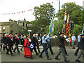 SD9851 : Battle of Britain parade: the Mayor by Stephen Craven