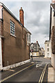 SO5174 : Bell Lane by Ian Capper