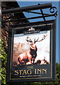 NY4459 : The Stag Inn, Low Crosby - September 2016 (2) by The Carlisle Kid