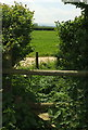 ST8021 : Double stile near Shadehouse Farm by Derek Harper