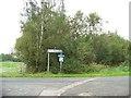 NS8839 : Eastertown Road and Kirkfieldbank Road Junction by Elliott Simpson