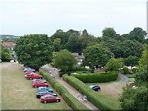 TM2863 : Framlingham Castle [7] by Michael Dibb