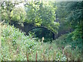 SK3939 : Former Great Northern Railway over-bridge by Ian Calderwood