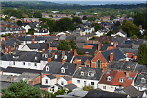 SS9512 : Tiverton : Town Scenery by Lewis Clarke