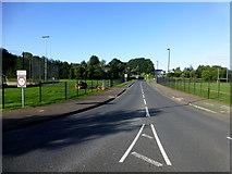 H4572 : Irishtown Road. Omagh by Kenneth  Allen