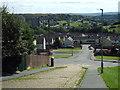SE0528 : Clough Bank, Mixenden by Malc McDonald