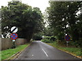 TL9067 : Brand Road, Great Barton by Adrian Cable