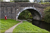 SD7328 : Bridge 110 on the Leeds and Liverpool Canal by Ian Greig