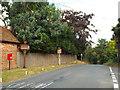 TQ4867 : Crockenhill Road, Kevington, near Orpington by Malc McDonald