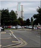 SO9199 : Towards Victoria Hall student accommodation, Wolverhampton by Jaggery