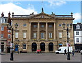 SK7953 : Newark Town Hall and Butter Market by Mat Fascione