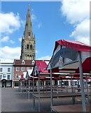 SK7953 : Newark Royal Market by Mat Fascione