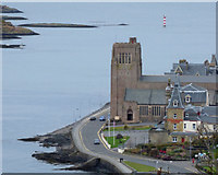 NM8530 : St Columba's Cathedral by Thomas Nugent