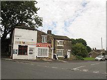 SE1431 : Perseverance Lane, Great Horton by Stephen Craven