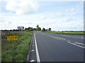NY2747 : Road junction on the A595 by JThomas