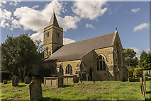 TA0114 : St Clement's church, Worlaby by J.Hannan-Briggs