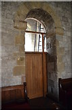 TA0114 : Tower arch, St Clement's church, Worlaby by Julian P Guffogg