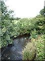 NY2147 : The River Waver, Waverton by JThomas