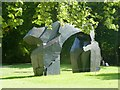 SK2669 : Taichi Arch by Graham Hogg