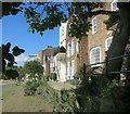 TQ1977 : Riverside Houses, Strand On The Green by Des Blenkinsopp