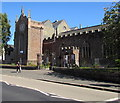 SX9191 : Church of St Thomas the Apostle, Exeter by Jaggery