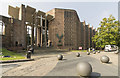 SP3379 : Coventry Cathedral by J.Hannan-Briggs